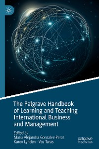Cover The Palgrave Handbook of Learning and Teaching International Business and Management