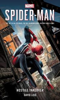 Cover Marvel's SPIDER-MAN
