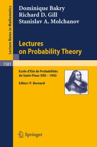 Cover Lectures on Probability Theory