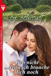 Cover Leni Behrendt 56 – Liebesroman