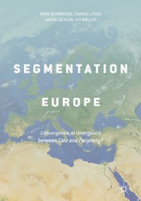 Cover The Segmentation of Europe