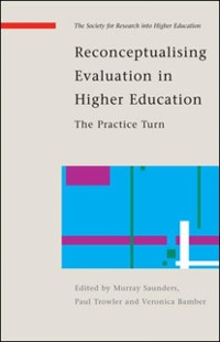 Cover Reconceptualising Evaluation In Higher Education