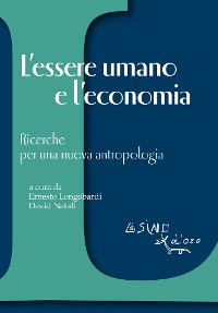 Cover L'essere umano e l'economia