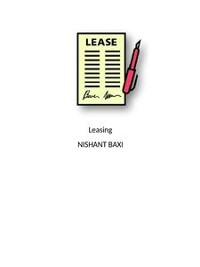 Cover Leasing