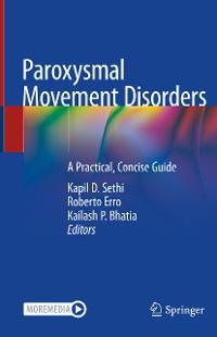 Cover Paroxysmal Movement Disorders