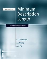Cover Advances in Minimum Description Length