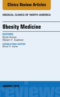 Cover Obesity Medicine, An Issue of Medical Clinics of North America, E-Book