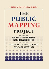 Cover The Public Mapping Project