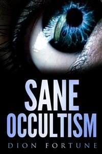 Cover Sane Occultism