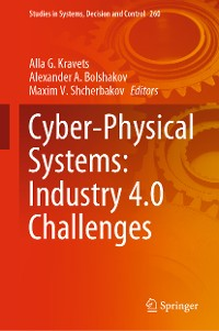 Cover Cyber-Physical Systems: Industry 4.0 Challenges