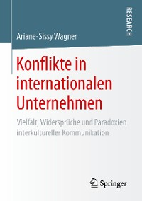 Cover Konflikte in internationalen Unternehmen