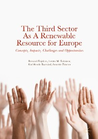 Cover The Third Sector as a Renewable Resource for Europe