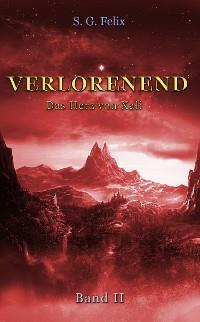 Cover Verlorenend Band II