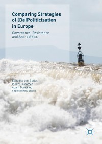 Cover Comparing Strategies of (De)Politicisation in Europe