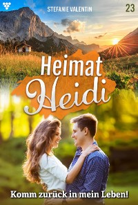 Cover Heimat-Heidi 23 – Heimatroman