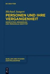 Cover Personen und ihre Vergangenheit