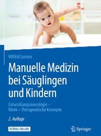 Cover Manuelle Medizin bei Säuglingen und Kindern