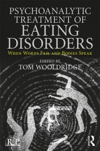 Cover Psychoanalytic Treatment of Eating Disorders