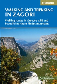 Cover Walking and Trekking in Zagori