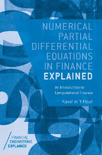Cover Numerical Partial Differential Equations in Finance Explained