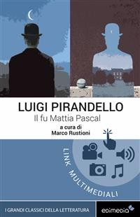Cover Il fu Mattia Pascal
