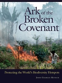 Cover Ark of the Broken Covenant