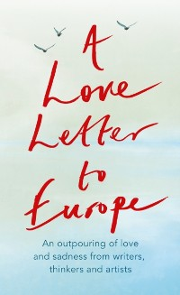 Cover Love Letter to Europe