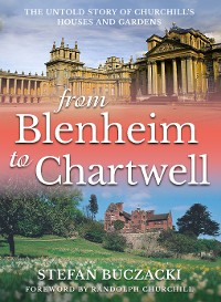 Cover From Blenheim to Chartwell