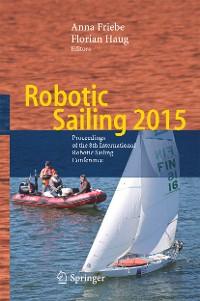 Cover Robotic Sailing 2015