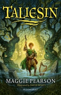 Cover Taliesin: A Bloomsbury Reader