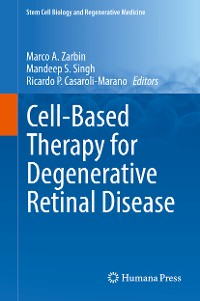 Cover Cell-Based Therapy for Degenerative Retinal Disease