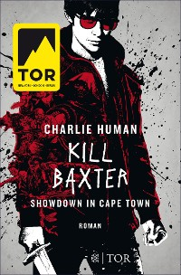Cover Kill Baxter. Showdown in Cape Town