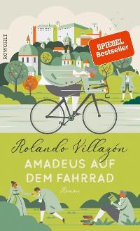 Cover Amadeus auf dem Fahrrad