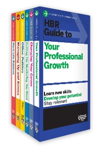 Cover HBR Guides to Managing Your Career Collection (6 Books)