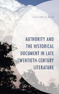 Cover Authority and the Historical Document in Late Twentieth-Century Literature