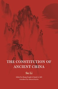 Cover The Constitution of Ancient China