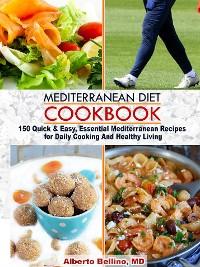 Cover Mediterranean Diet Cookbook