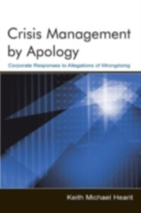 Cover Crisis Management By Apology