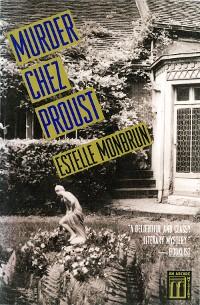 Cover Murder chez Proust