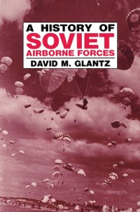 Cover History of Soviet Airborne Forces