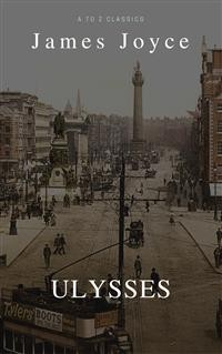 Cover ULYSSES (Best Navigation, Active TOC) (A to Z Classics)