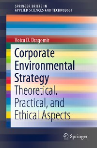 Cover Corporate Environmental Strategy