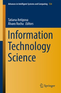 Cover Information Technology Science