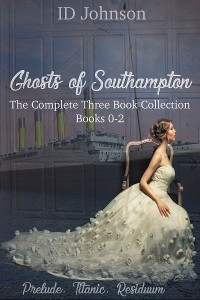 Cover Ghosts of Southampton: A Complete Box Set Books 1-3