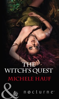 Cover Witch's Quest (Mills & Boon Nocturne) (The Decadent Dames, Book 2)
