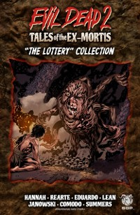 Cover Evil Dead 2: Tales of the Ex-Mortis, Collection 2