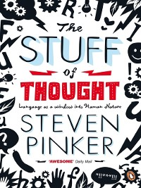 Cover The Stuff of Thought