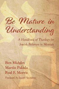 Cover Be Mature in Understanding