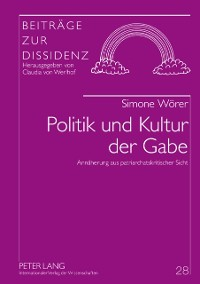 Cover Politik und Kultur der Gabe