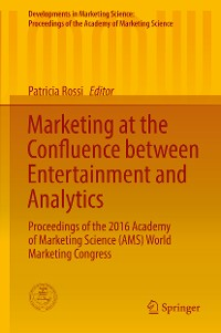 Cover Marketing at the Confluence between Entertainment and Analytics